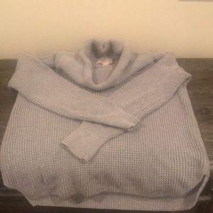 Michael Kors grey sweater